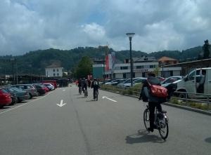 Unterwegs in Burgdorf